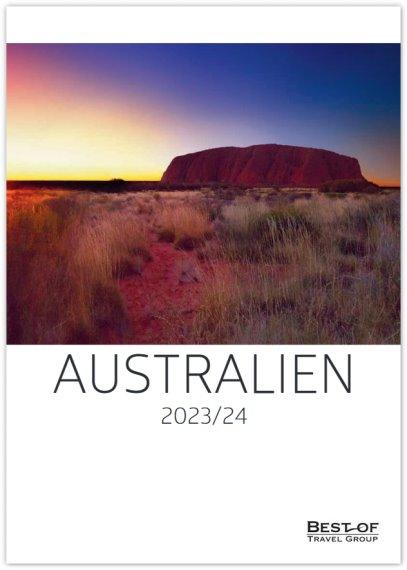Reisekatalog: Australien