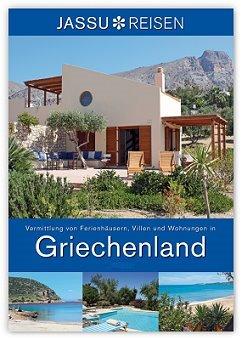 JASSU Reisen - Ferienhäuser- Wohnungen & Villen in Griechenland